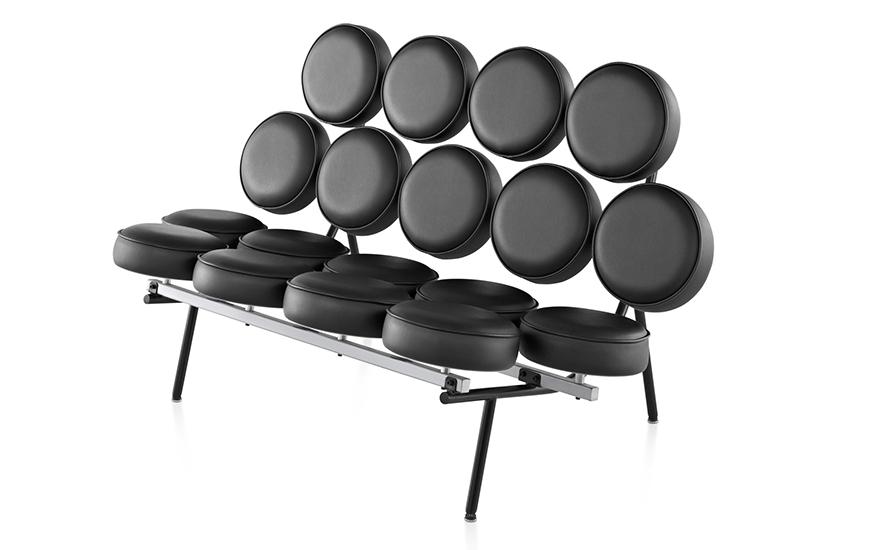 Herman Miller Sofa Nelson Marshmallow Quasi Modo Modern