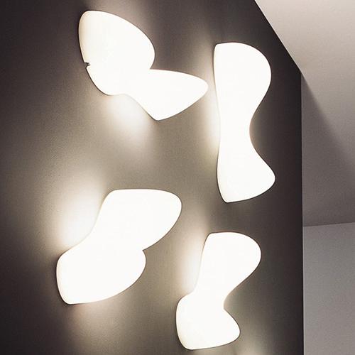 Foscarini Wall Lamp Blob S Quasi Modo Modern Furniture Toronto