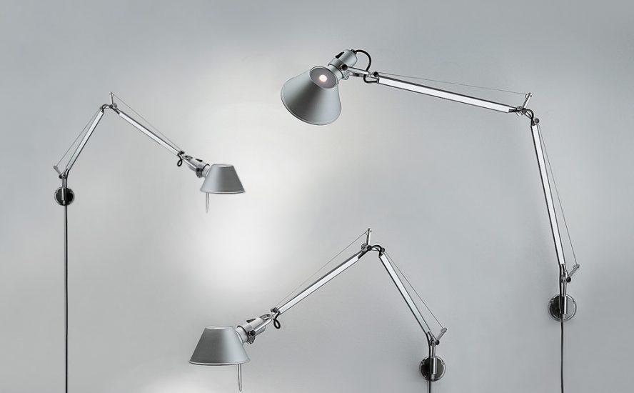 Artemide Tolomeo Wall Lamp Quasi Modo Modern Furniture