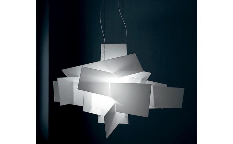 foscarini suspension lamp big bang quasi modo modern. Black Bedroom Furniture Sets. Home Design Ideas