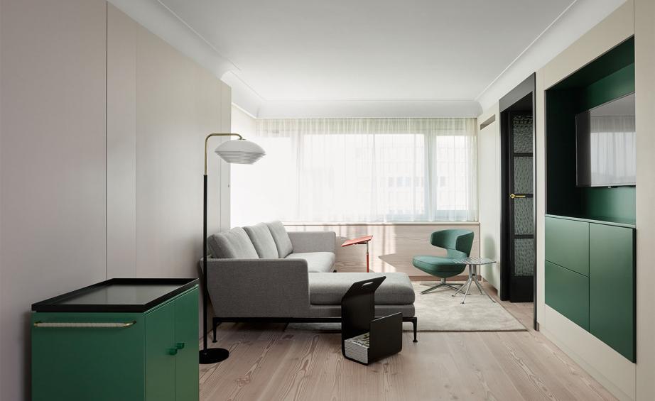 Vitra Table Side Nestable Quasi Modo Modern Furniture