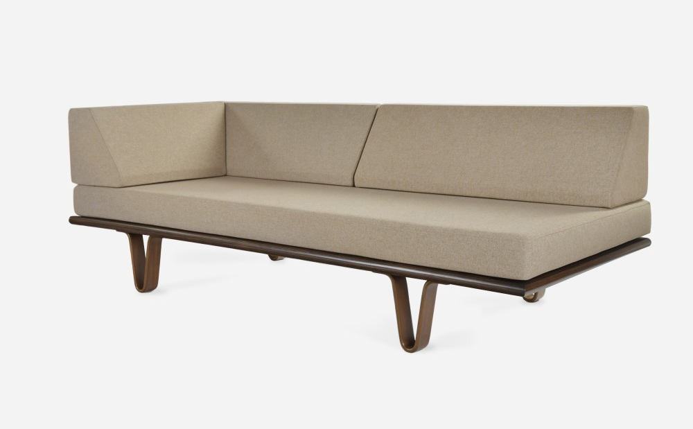 Modernica Sofa Daybed Bentwood Quasi Modo Modern