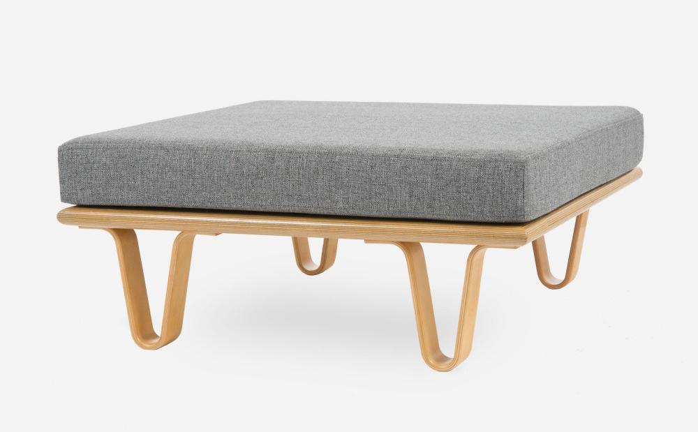 Modernica Sofa Daybed Bentwood Quasi Modo Modern