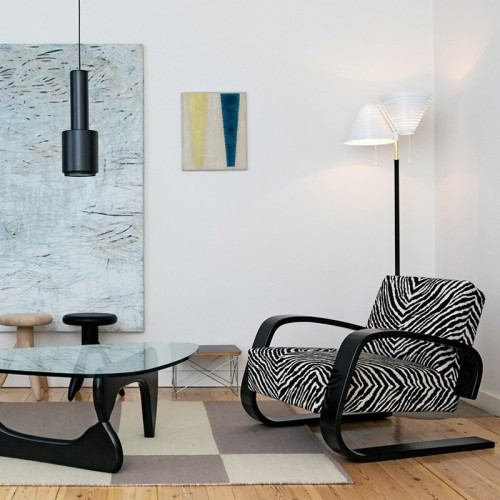 Armchair 400 � Tank� Lounge Chairs From Artek: Artek Chair Lounge Aalto 400