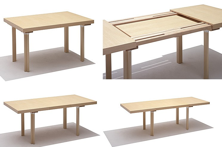 table extension. artek extension table h94