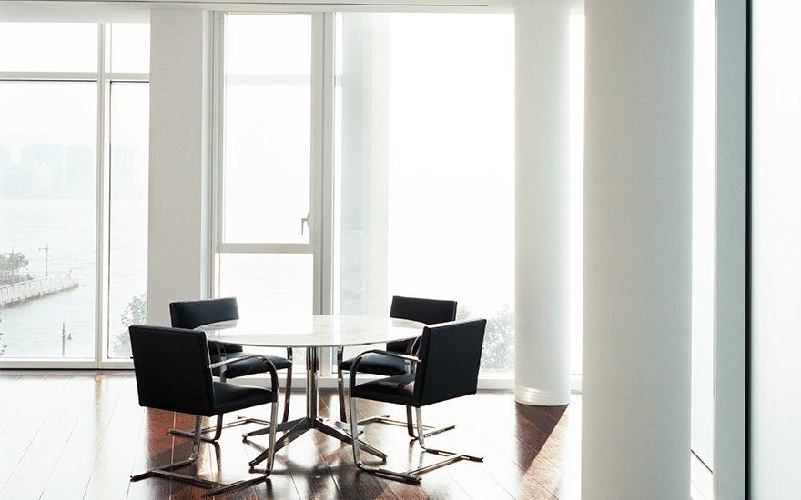 Knoll Brno Chair Flat Bar Quasi Modo Modern Furniture