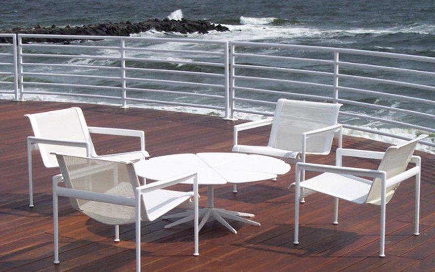 Knoll Outdoor Lounge Shultz Quasi Modo Modern Furniture