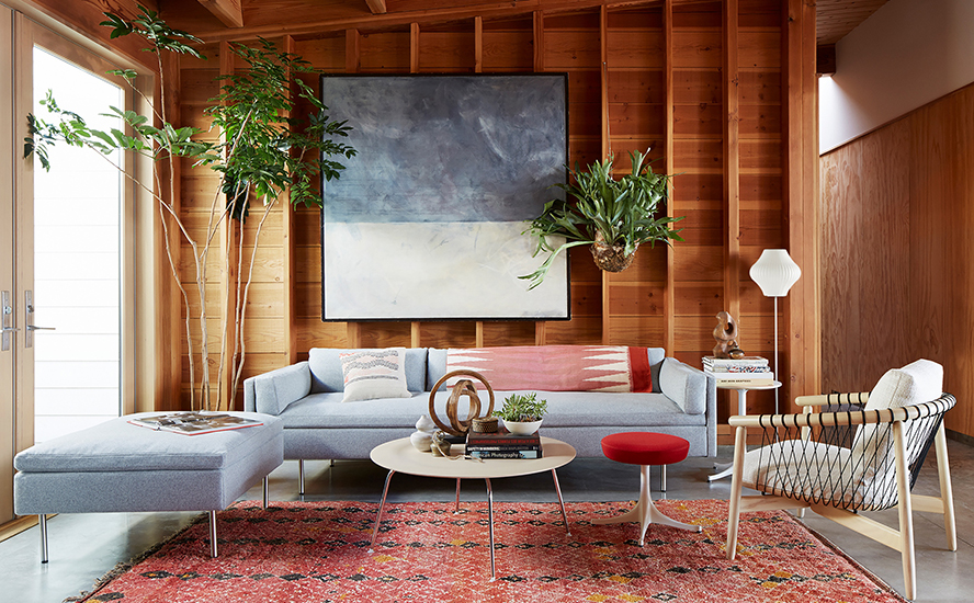 Herman Miller® Eames® Molded Plywood Coffee Table