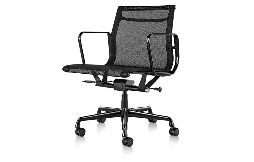 Herman Miller Eames Aluminum Group Management Chair Quasi Modo Modern Furni