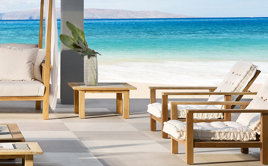 Gervasoni Outdoor Table Side Inout 13 Quasi Modo Modern Furniture