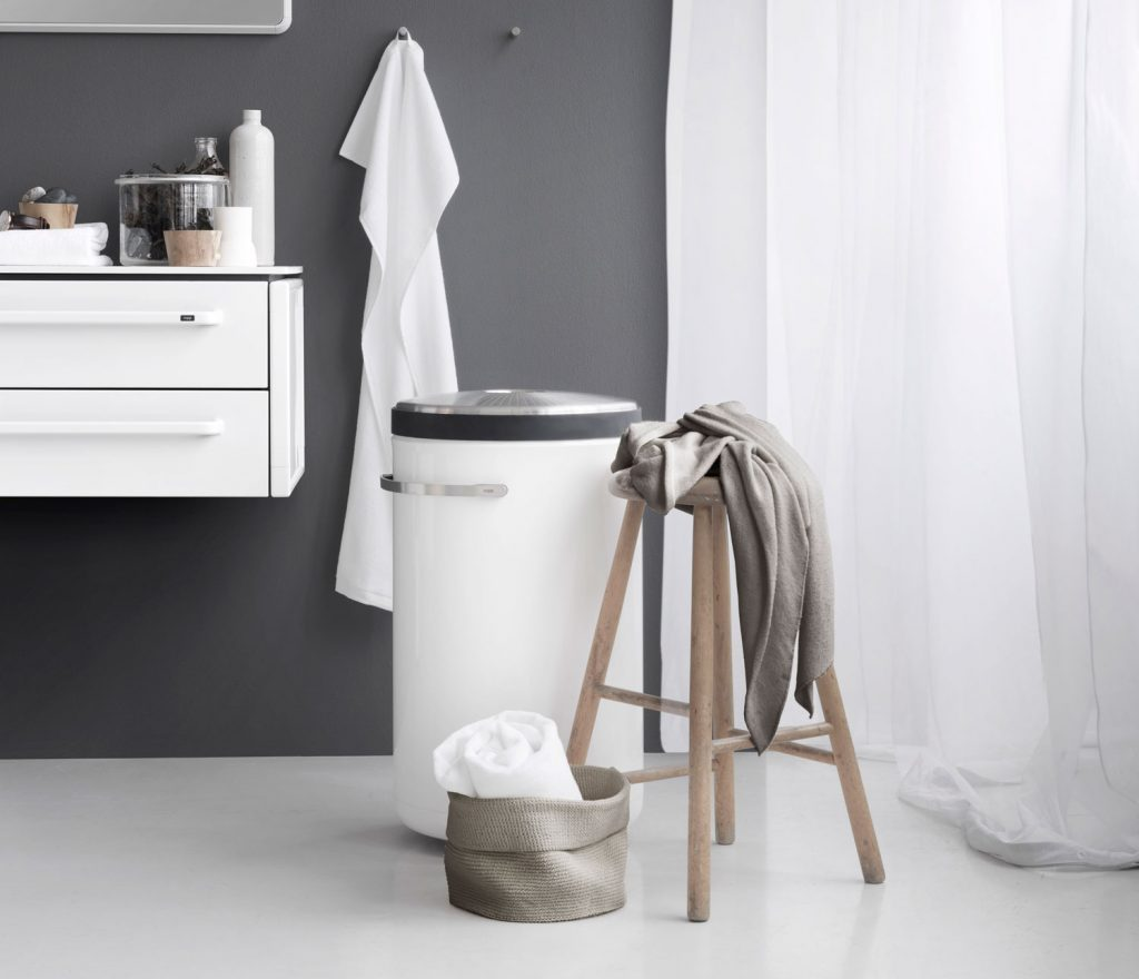 Vipp Bin Laundry Basket - Quasi Modo Modern Furniture Toronto