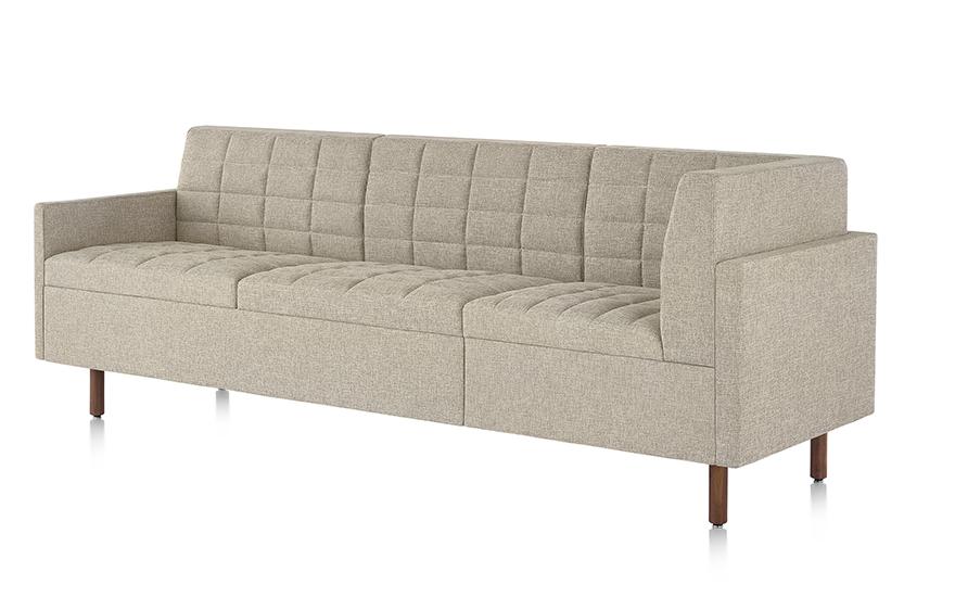 Herman Miller Sofa Tuxedo Classic