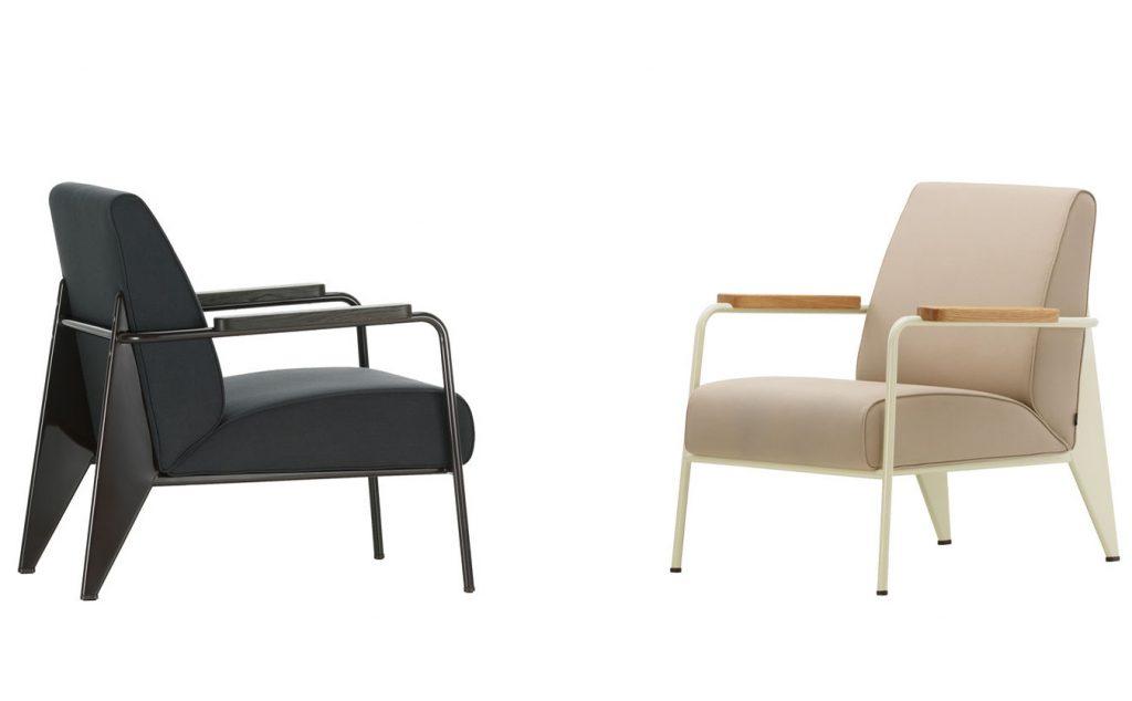 Modern Design Fauteuil.Vitra Chair Lounge Fauteuil De Salon Quasi Modo Modern Home Inc