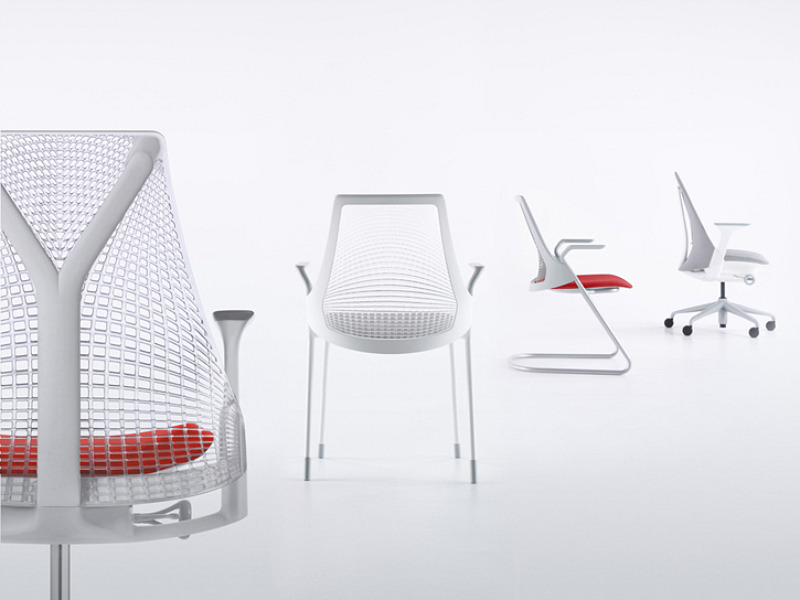 Herman Miller Sayl® Side Chair & Herman Miller Chair Dining Sayl - Quasi Modo Modern Furniture Toronto