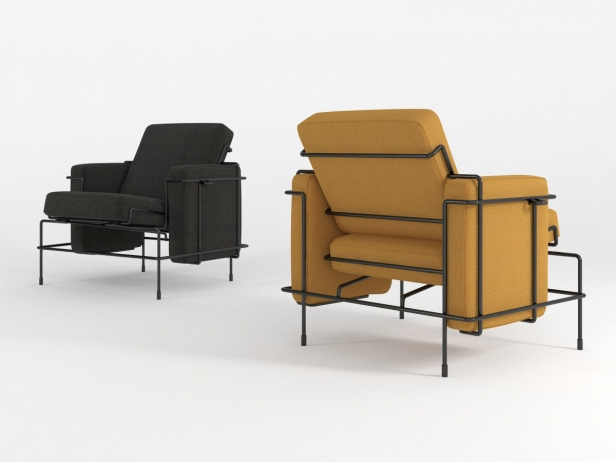 Magis chair lounge quasi modo modern furniture toronto for Magis traffic
