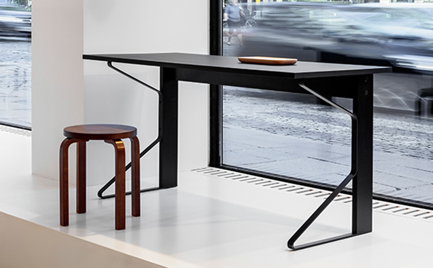 Artek Table Desk Kaari Quasi Modo Modern Furniture Toronto