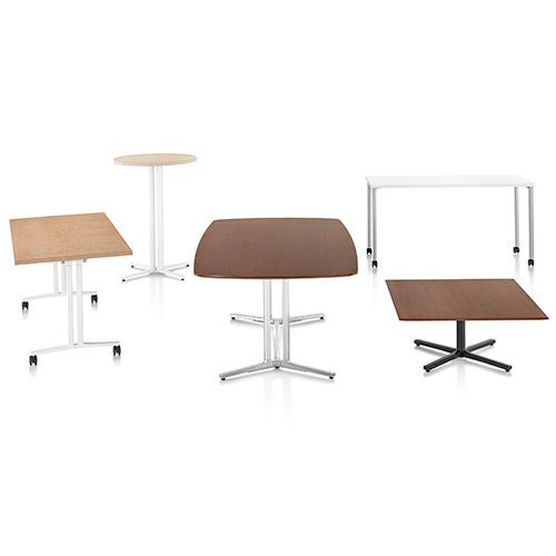 herman miller everywhere table. Herman Miller Everywhere Tables Table D