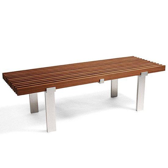 modernica case study museum bench